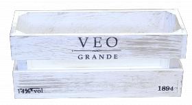 Деревянный ящик органайзер, прямоугольник малый, категория F, 004/DYK6M/1599