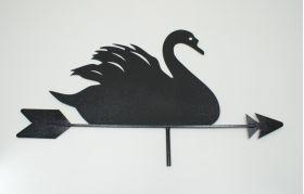 """Флюгер """"Черный лебедь"""" 002/ФЛ17/136"""