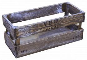 Ящик деревянный декоративный малый, категория F, 004/DYK6M/1599
