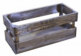 Ящик деревянный декоративный малый, категория E, 004/DYK5M/1592