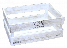 Ящик деревянный декоративный большой, категория F, 004/DYK6B/1598