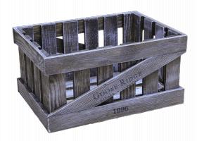 Ящик деревянный декоративный средний, категория B, 004/DYK2C/1386
