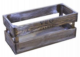 Ящик деревянный декоративный средний, категория E, 004/DYK5C/1593
