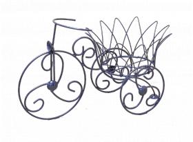 """Подставка для цветов на 1 вазон """"Вело"""", корона 001/VM2K/1399"""