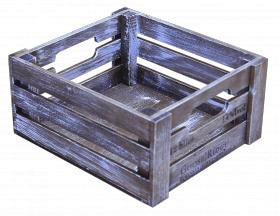 Ящик деревянный декоративный средний, категория H, 004/DYK8C/1606