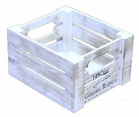 Ящик деревянный декоративный малый, категория H, 004/DYK8M/1605