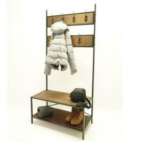 вешалка напольная для одежды, ковкавдом, фото 486