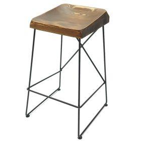 """Барный табурет """"Лофтбриз"""" анатом, мебель в стиле LOFT, фото 122"""