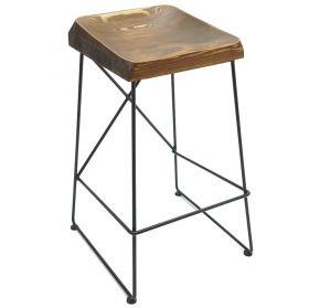 """Барный табурет """"Лофтбриз"""" анатом, мебель в стиле LOFT, фото 124"""