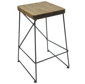 """Барный табурет """"Лофтбриз"""" анатом, мебель в стиле LOFT, фото 134"""
