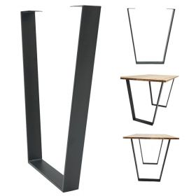 каркас для стола, подстолье в стиле лофт №2, ковкавдом, фото 540