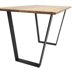 каркас для стола, подстолье в стиле лофт №2, ковкавдом, фото 541