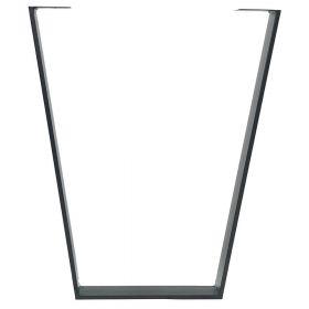 каркас для стола, подстолье в стиле лофт №2, ковкавдом, фото 543