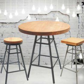 """Круглый стол """"Лофтбистро"""", мебель в стиле LOFT. фото 260"""