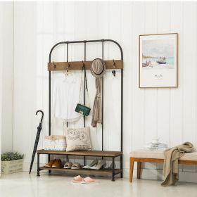 """вешалка для одежды в стиле Loft, Modern, Industrial """"Бронкс-5"""". фото 494"""
