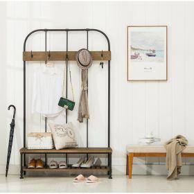 """вешалка для одежды в стиле Loft, Modern, Industrial """"Бронкс-5"""". фото 495"""
