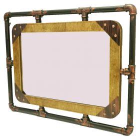 настенное зеркало Лофт Индастриал-1, ковкавдом, фото 631