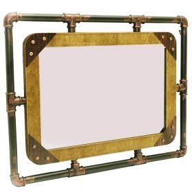 настенное зеркало Лофт Индастриал-1, ковкавдом, фото 632
