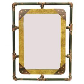 настенное зеркало Лофт Индастриал-1, ковкавдом, фото 633