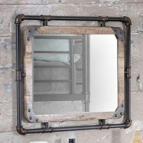 настенное зеркало Лофт Индастриал-1, ковкавдом, фото 635