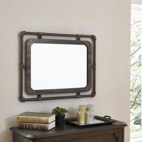 настенное зеркало Лофт Индастриал-1, ковкавдом, фото 636