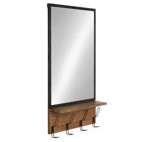 настенное зеркало с полочкой Минимал-60, ковкавдом, фото 651