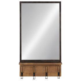 настенное зеркало с полочкой Минимал-60, ковкавдом, фото 652