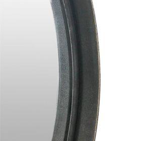 настенное зеркало в стиле лофт, круглое Гонг-60, ковкавдом, фото 733
