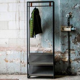 """стойка для одежды, рейл """"Даллас-12"""", ковка в дом, фото 574"""