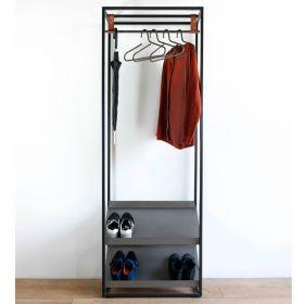 """стойка для одежды, рейл """"Даллас-12"""", ковка в дом, фото 575"""