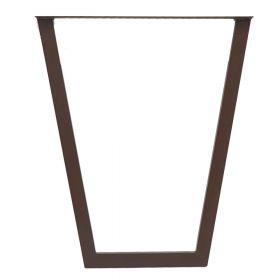каркас для стола, подстолье в стиле лофт №4, ковкавдом, фото 565