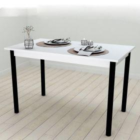 стол обеденный прямоугольный Бенита-50, фото декор