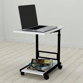 Приставной столик на колесиках Фрэнк-2, фото фас