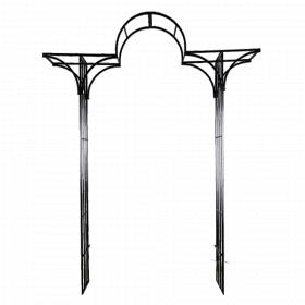 Арка для составления перголы с куполом