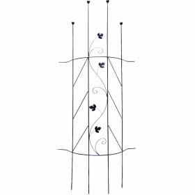 опора садовая кованая Кустодержатель - 4