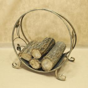 Дровница кованая малая 003/DROV3S/1520