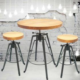 """стол """"Лофтконект"""" винтовой, фото 222, мебель в стиле LOFT"""
