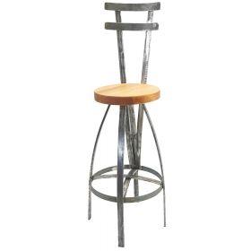"""стул барный """"Лофтхолдер"""", мебель в стиле LOFT, фото 86"""