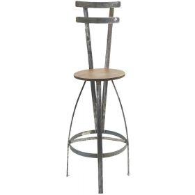 """стул барный """"Лофтхолдер"""", мебель в стиле LOFT, фото 89"""