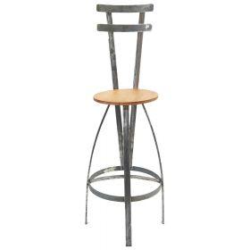 """стул барный """"Лофтхолдер"""", мебель в стиле LOFT, фото 91"""