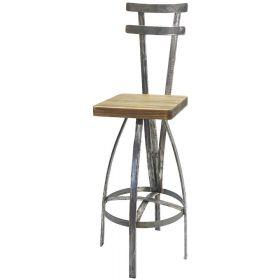 """Барный табурет """"Лофтбистро"""", мебель в стиле LOFT, фото 103"""