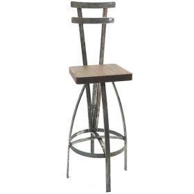 "Барный табурет ""Лофтхолдер"" квадро, мебель в стиле LOFT, фото 102"