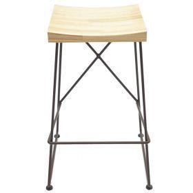 """Барный табурет """"Лофтбриз"""" анатом, мебель в стиле LOFT, фото 126"""