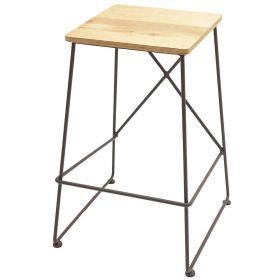 """Барный табурет """"Лофтбриз"""" анатом, мебель в стиле LOFT, фото 131"""