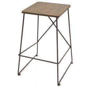 """Барный табурет """"Лофтбриз"""" анатом, мебель в стиле LOFT, фото 135"""