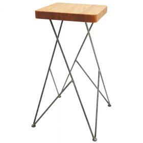"табурет  ""Лофтгеом"" квадро, мебель в стиле LOFT, фото 61"