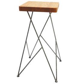 "табурет  ""Лофтгеом"" квадро, мебель в стиле LOFT, фото 65"
