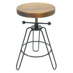 """табурет """"Лофтплейн"""", мебель в стиле LOFT, фото 21"""