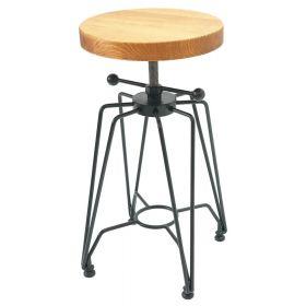 "табурет ""Лофтспайдер-1"", мебель в стиле LOFT, фото 38"