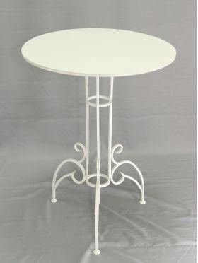 Кованый стол раскладной 005/STO02/501